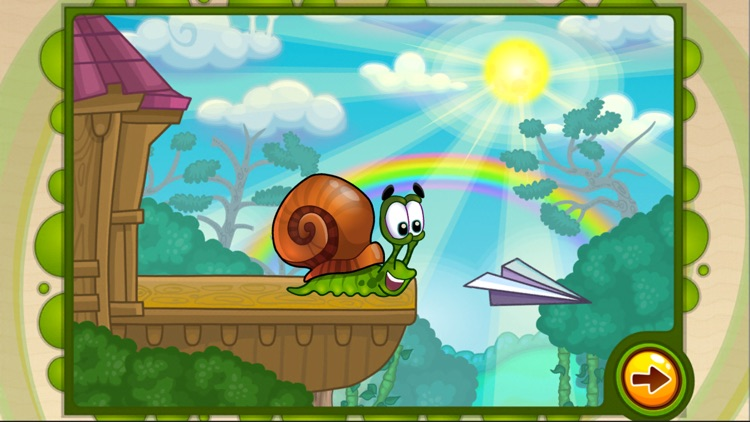 Snail Bob 2: Platform Games 2d screenshot-0