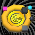保护球球 - 彩色洞洞引力球大作战