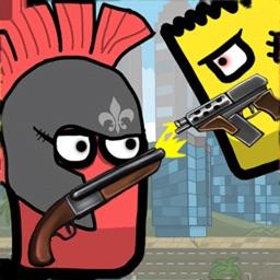 Killers Match - Battle Ground
