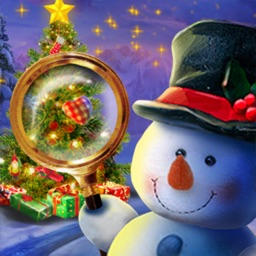 Hidden Objects Christmas Quest