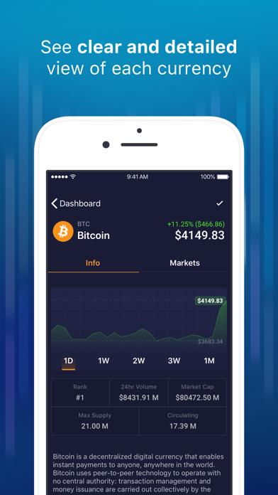 CryptoTrader: Charts & Alerts - 窓用