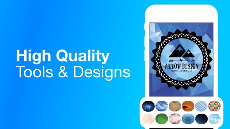 LogoMaker: Logo Creator editor screenshot-6