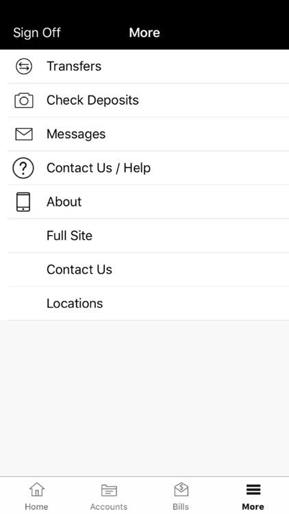 Peoples Bank & Trust Co Mobile screenshot-3