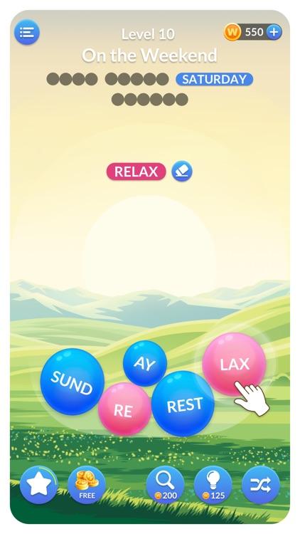 Word Serenity: Fun Brain Game screenshot-0