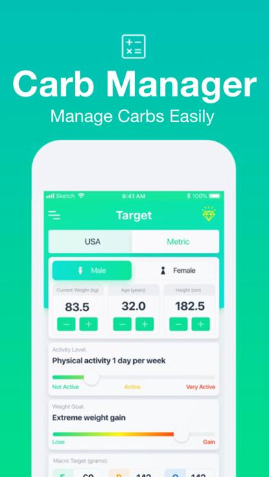 カロリー計算 そして の栄養 管理しのおすすめ画像2