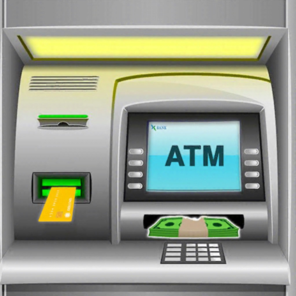 ATM Simulator Cash Register hack