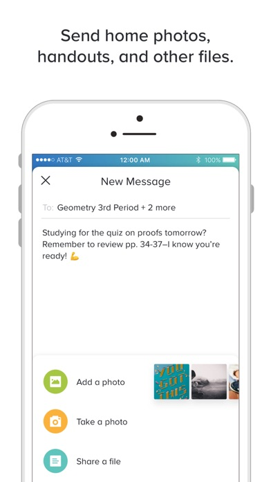 Remind: School Communication app image