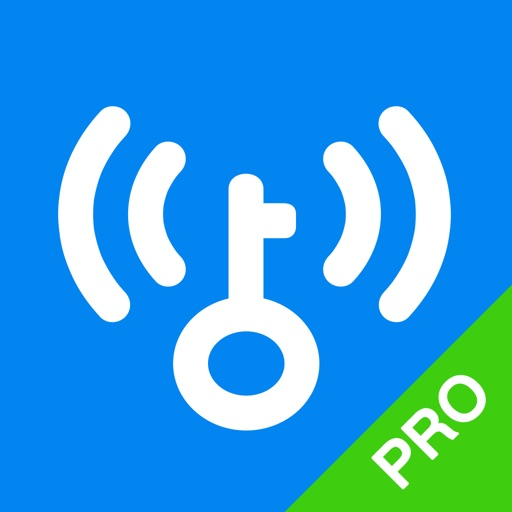 WiFi万能钥匙 (专业版)-wi-fi无线网络密码安全管家