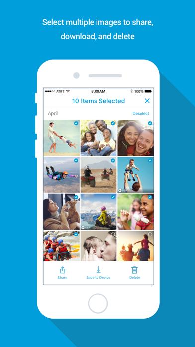 AT&T Photo Storage screenshot 5