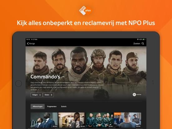 NPO iPad app afbeelding 2