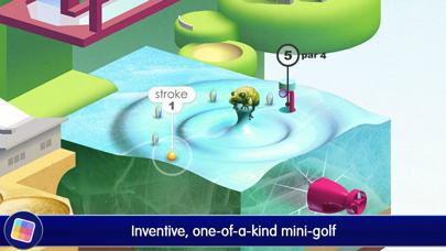 Screenshot #3 pour Wonderputt - GameClub