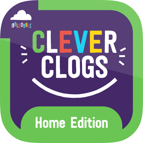 Ibbleobble Clever Clogs - Learn Words and Numbers - Primary School KS1 KS2 KS3 Apps! on the AppStore