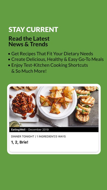 EatingWell Magazine screenshot-3