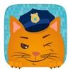 子供のおもちゃの車の警察パトロール-強盗を捕まえる冒険 - iPhoneアプリ