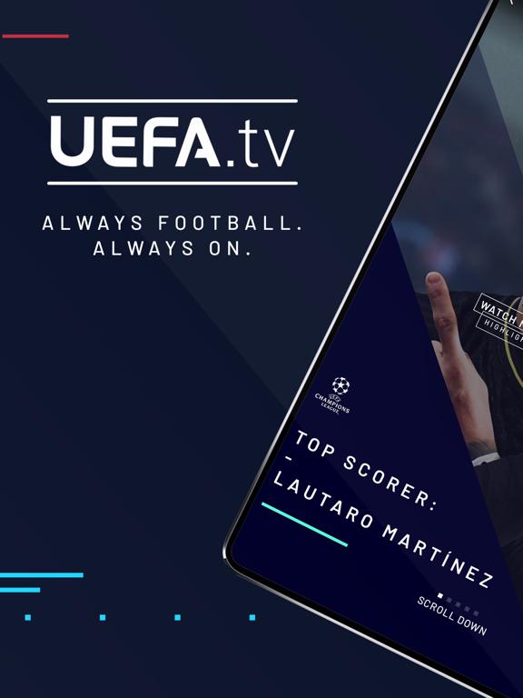UEFA.tvのおすすめ画像1