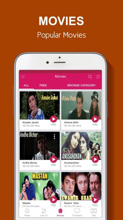 Bengali TV screenshot-3