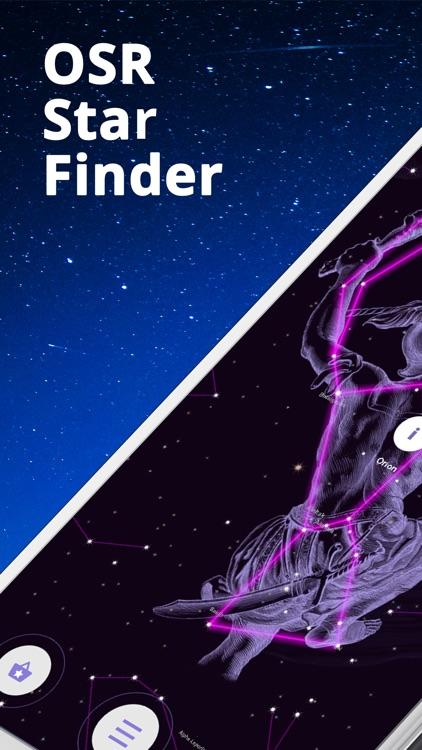 OSR Star Finder