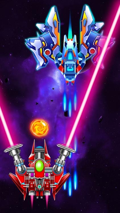 Galaxy Attack: Alien Shooter screenshot-9