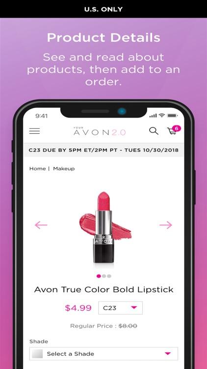 Avon On the Go screenshot-4