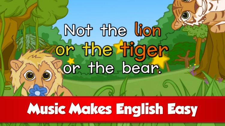 Fun English Songs screenshot-4