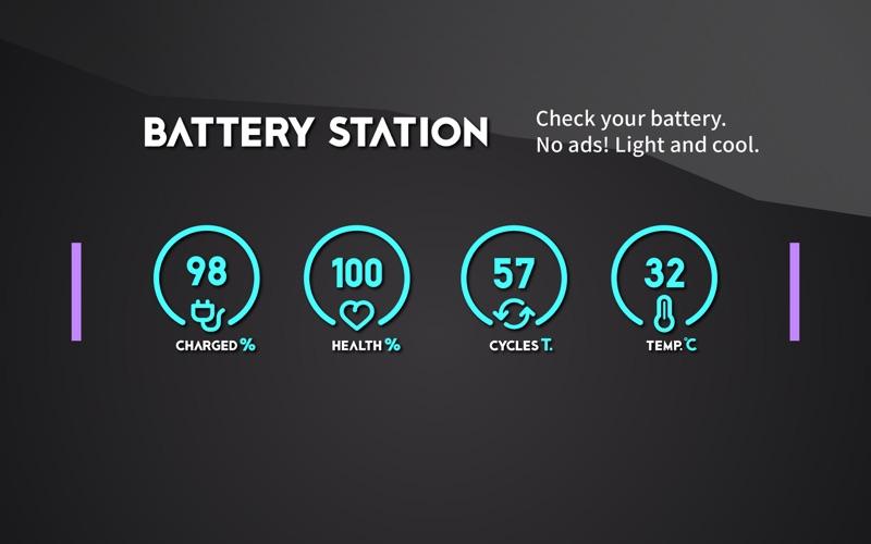 battery station скриншот программы 2