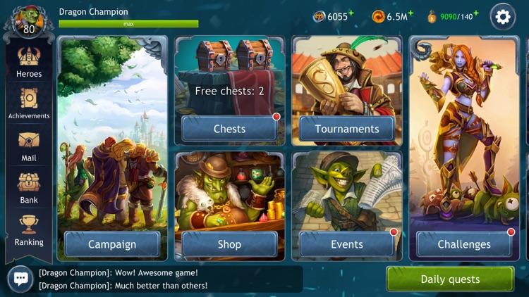 Dragon Champions screenshot-8