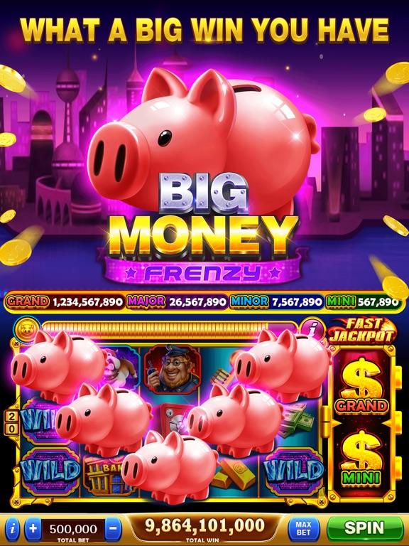 Cash Frenzy™ - Slots Casino screenshot 11