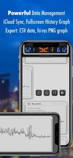 Decibel X - dB Sound Meter on the App Store