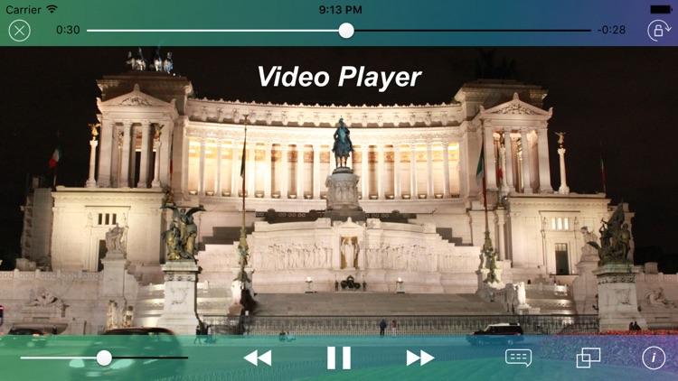 iMvPlayer Music & Video screenshot-4