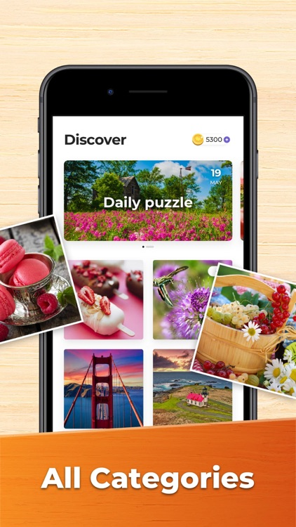 Puzzle Games: Jigsaw Puzzles