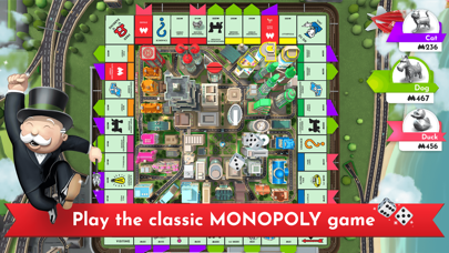 Monopoly screenshot two
