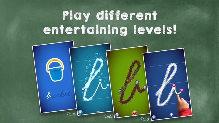 LetterSchool - Cursive Letters screenshot-1