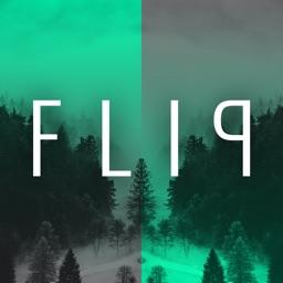 Dark FX - Flip Photo Collage