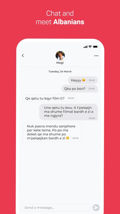 messages.download dua.com - Connecting Albanians software