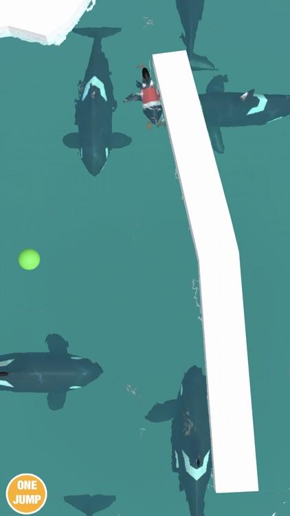 Penguin Champion - Ice Escape screenshot-6