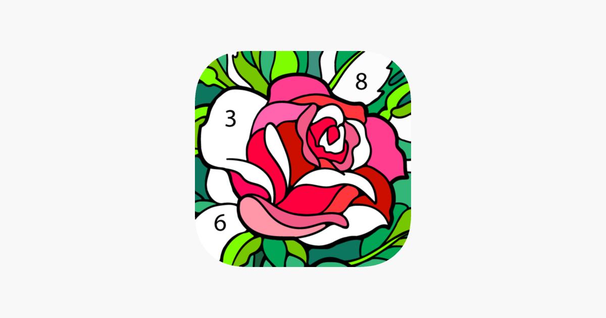 Happy Color Boyama Oyunu App Store Da