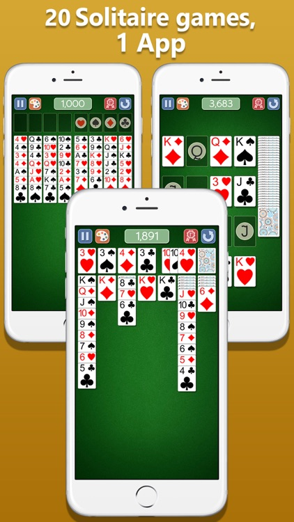 Solitaire Deluxe® 2: Card Game