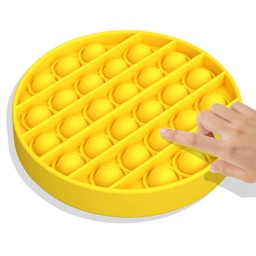 Pop it fidget toy calming Game
