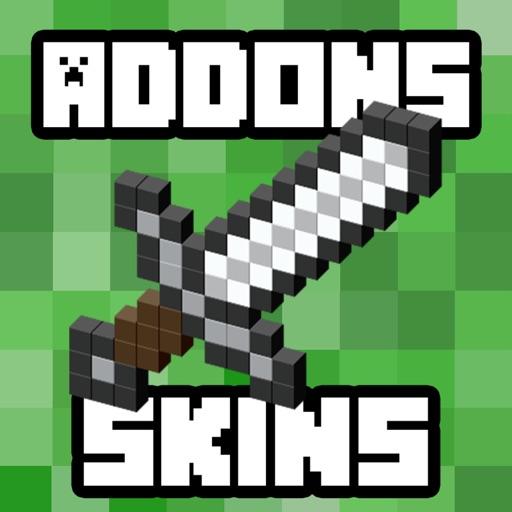 MCPE: Addons and Skins