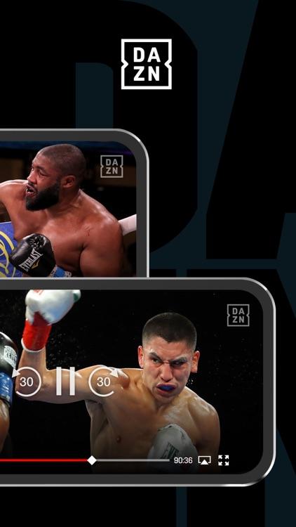 DAZN: Live Sports Streaming screenshot-3