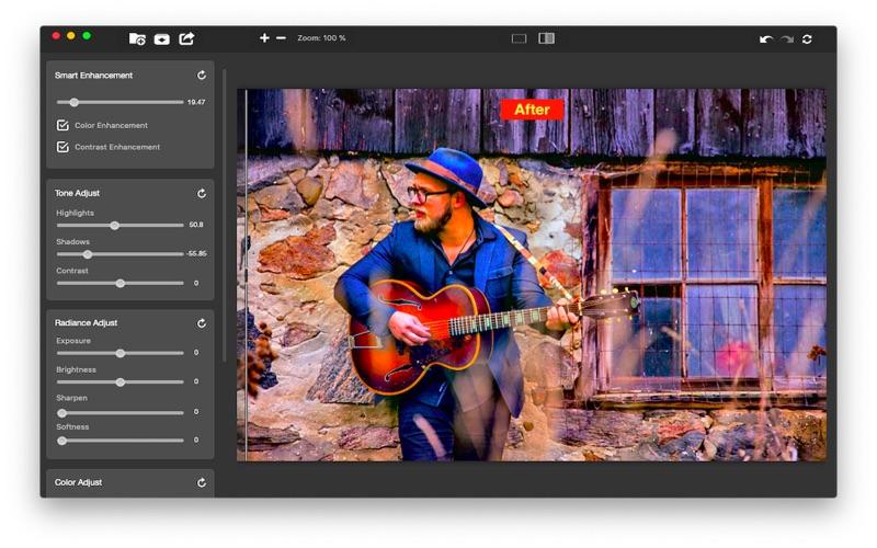 Image Enhance Pro Screenshots