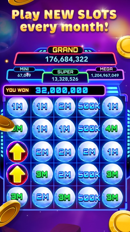 Big Fish Casino: Big Win Slots screenshot-0