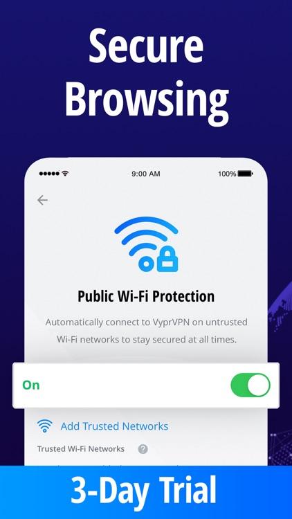 VyprVPN: VPN & online privacy screenshot-0
