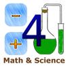 Grade 4 Math & Science