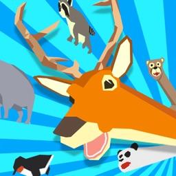 非常普通的鹿