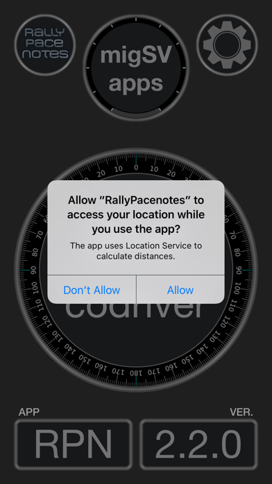 download RallyPacenotes apps 6