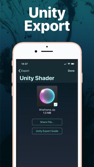 Shade - Pro Shader Editor