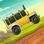 Jeep Racing Climbing Hill