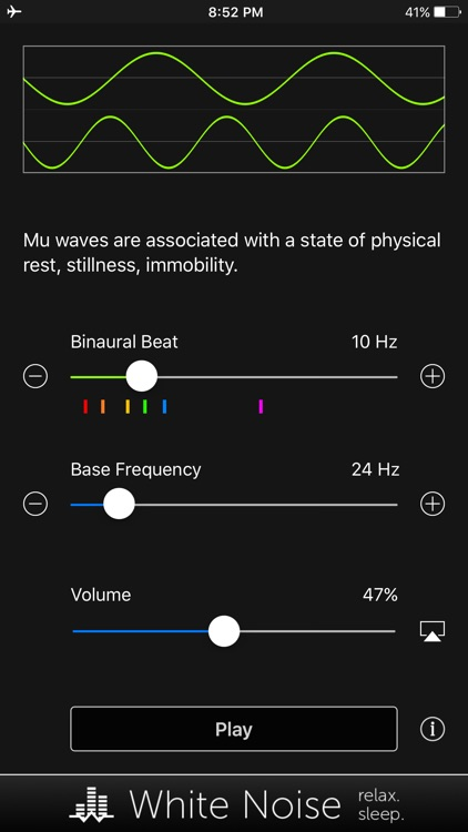 Binaural Beats Generator + screenshot-1