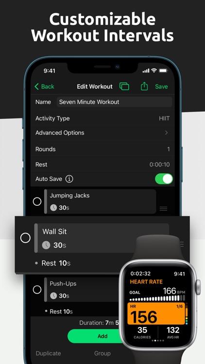 FITIV Pulse Heart Rate Monitor screenshot-3